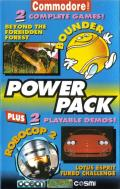Commodore Format Power Pack 4 Commodore 64 Front Cover