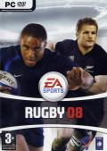 Rugby 08 Windows Front Cover