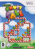 Super Fruitfall Wii Front Cover