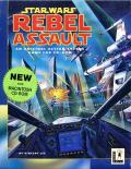 Star Wars: Rebel Assault Macintosh Front Cover
