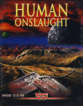 War Wind II: Human Onslaught Windows Front Cover