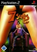 7 Sins PlayStation 2 Front Cover