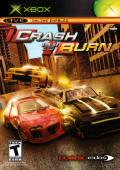Crash 'N' Burn Xbox Front Cover