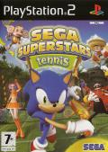 SEGA Superstars Tennis PlayStation 2 Front Cover