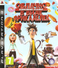 Cloudy with a Chance of Meatballs PlayStation 3 Front Cover
