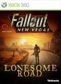 Fallout: New Vegas - Lonesome Road Xbox 360 Front Cover