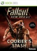 Fallout: New Vegas - Courier's Stash Xbox 360 Front Cover