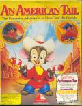 An American Tail: The Computer Adventures of Fievel and His Friends DOS Front Cover