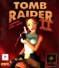 Tomb Raider II Starring Lara Croft Macintosh Front Cover