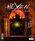 Hexen: Beyond Heretic Macintosh Front Cover