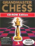 Grandmaster Chess (CD-ROM Edition) DOS Front Cover
