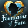 Samantha Swift and the Fountains of Fate iPad Front Cover