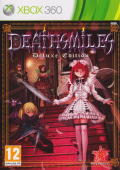 Deathsmiles: Deluxe Edition Xbox 360 Front Cover