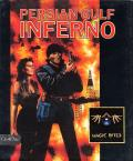 Persian Gulf Inferno Commodore 64 Front Cover