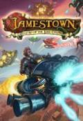 Jamestown: Legend of the Lost Colony Windows Front Cover