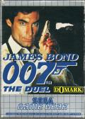 James Bond 007: The Duel Game Gear Front Cover