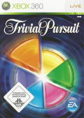 Trivial Pursuit Xbox 360 Front Cover