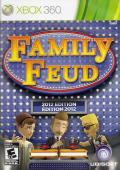 Family Feud: 2012 Edition Xbox 360 Front Cover