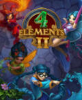 4 Elements II Windows Front Cover