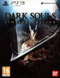 Dark Souls (Limited Edition) PlayStation 3 Front Cover