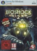 BioShock 2 (Rapture Edition) Windows Front Cover