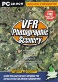 VFR Photographic Scenery: Northern England Windows Front Cover