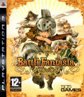 Battle Fantasia PlayStation 3 Front Cover