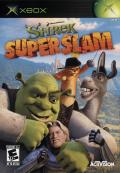 Shrek SuperSlam Xbox Front Cover