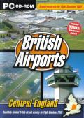 British Airports: Central England Windows Front Cover