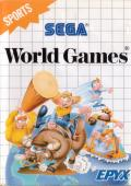 World Games SEGA Master System Front Cover