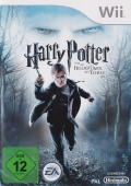 Harry Potter and the Deathly Hallows: Part 1 Wii Front Cover