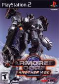 Armored Core 2: Another Age PlayStation 2 Front Cover