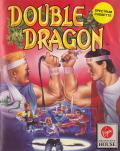 Double Dragon ZX Spectrum Front Cover