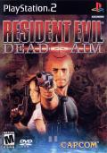 Resident Evil: Dead Aim PlayStation 2 Front Cover