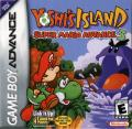 Yoshi's Island: Super Mario Advance 3 Game Boy Advance Front Cover