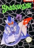 Shadowgate NES Front Cover