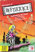 Adventures of Beetlejuice: Skeletons in the Closet DOS Front Cover