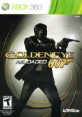 GoldenEye 007: Reloaded Xbox 360 Front Cover
