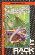 Slayer Commodore 64 Front Cover