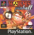 Addiction Pinball PlayStation Front Cover
