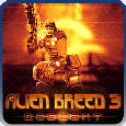 Alien Breed 3: Descent PlayStation 3 Front Cover