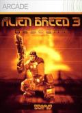 Alien Breed 3: Descent Xbox 360 Front Cover Version 1