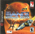 Bang! Gunship Elite Dreamcast Front Cover