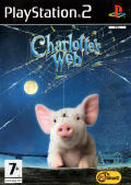 Charlotte's Web PlayStation 2 Front Cover