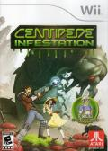Centipede: Infestation Wii Front Cover