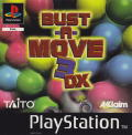 Bust-A-Move '99 PlayStation Front Cover