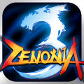Zenonia 3: The Midgard Story iPhone Front Cover