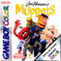 Jim Henson's Muppets Game Boy Color Front Cover