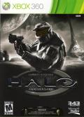 Halo: Combat Evolved - Anniversary Xbox 360 Front Cover Embossed