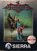 Ultima II: The Revenge of the Enchantress... Atari 8-bit Front Cover